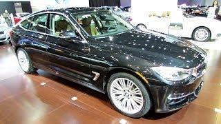 2015 BMW 7-Series Diesel 740Ld xDrive - Exterior and Interior Walkaround - 2014 Chicago Auto Show