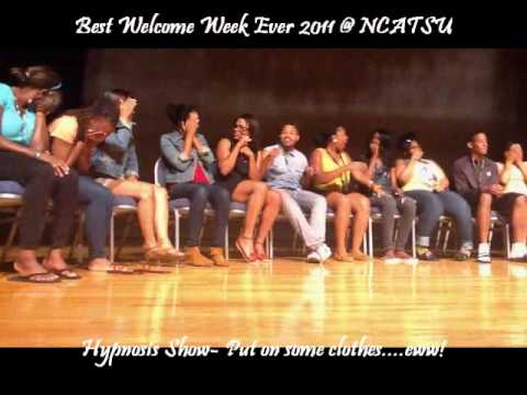 #bwwe Hypnosis Show - Naked, Naked, Naked video