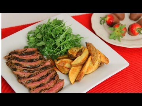 Valentine's Day Meal - Laura Vitale - Laura in the Kitchen Episode 537