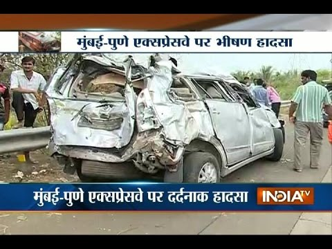 17 Killed in Fatal Road Accident at Mumbai-Pune Expressway