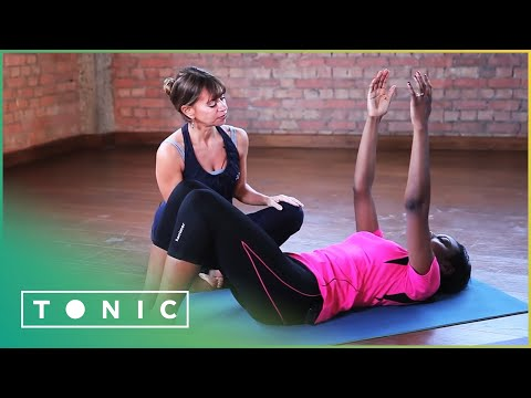 Core Stability 10 Minute Workout | Pilates | Tonic