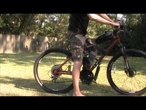 Grubee Skyhawk 66cc China Bike Review!