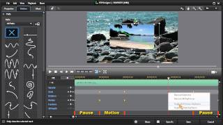 Overlay Graphics on Videos and Design Graphic Animation | CyberLink