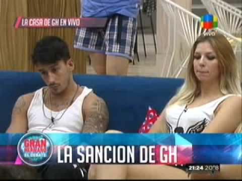 Gran Hermano sancionó a Romina luego de la pelea por el bizcochuelo con Nicolás