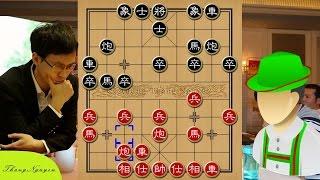 Ván cờ kinh điển về kỹ thuật sử dụng xe mã của đại sư Triệu Hâm Hâm
