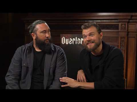 Julius Avery And Pilou Asbæk Talk OVERLORD