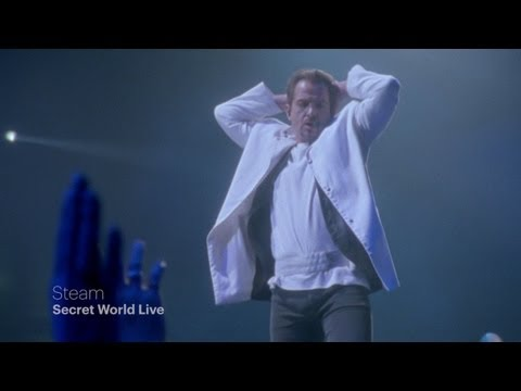 Peter Gabriel - Steam (Secret World Live HD)