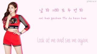 download lagu Twice – Like Ooh-ahh Ooh-ahh하게 Hanromeng Color Coded gratis