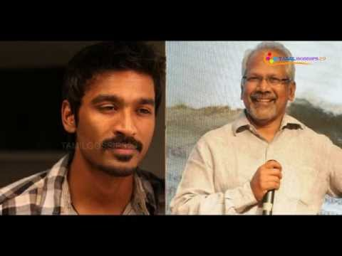 Manirathnam Make Hindi Movie With Dhanush