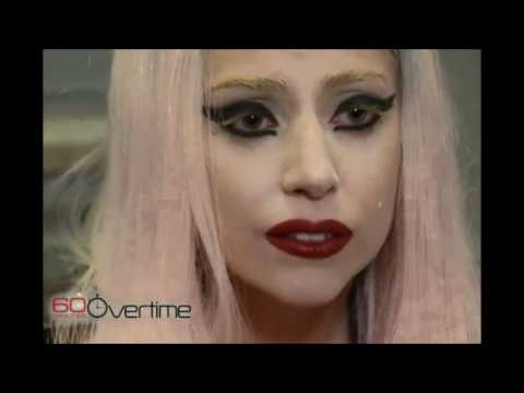 Brave, loving, crying and laughing Lady Gaga Music Videos