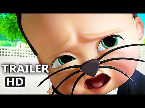 BOSS BABY Back in Business NEW Trailer EXTENDED (2018) Netflix, Animation HD