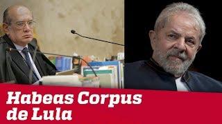 STF rejeita primeiro pedido de HC de Lula por 4 votos a 1