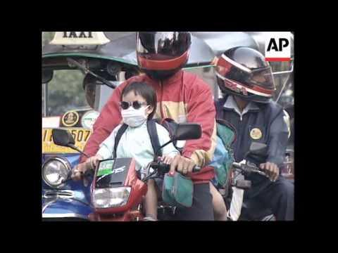 THAILAND: BANGKOK: TRAFFIC POLLUTION