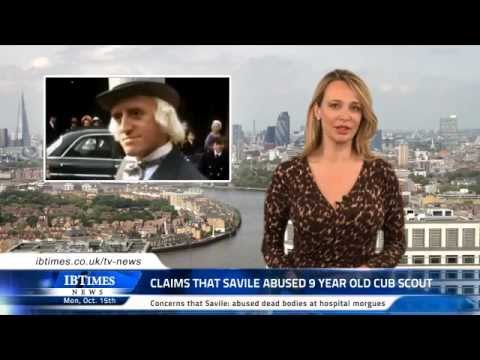 Claims that Savile abused 9 year old Cub Scout