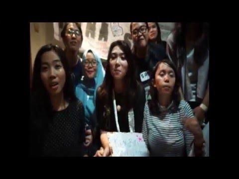 download lagu Surprise Birthday Celebration Of Isyana gratis