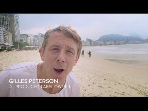 Gilles Peterson // Sonzeira // Introduction to Brasil Bam Bam Bam (album trailer)