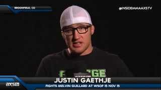 Justin Gaethje says Wrestlers are Tarnishing MMA