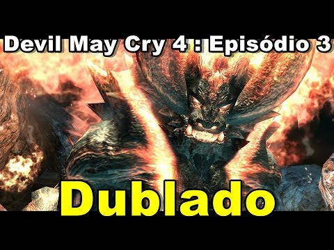 Devil May Cry 4 Dublado Parte 3