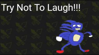 Try Not To Laugh!(Sanic Funny Images)