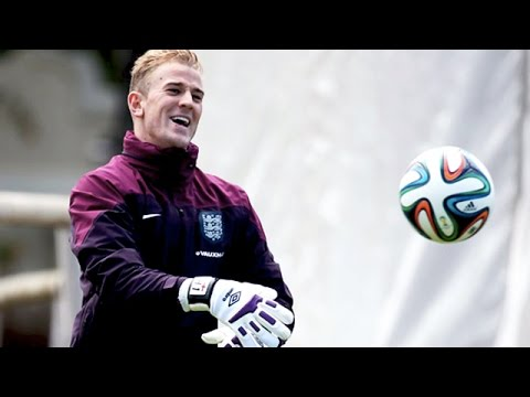 Learn To Play Goalkeeper with Joe Hart