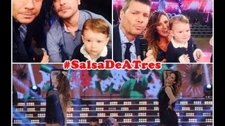 Pedro,Paula y Olivia Alfonso Showmatch #SalsaDeAtres COMPLETO (14/09/15)