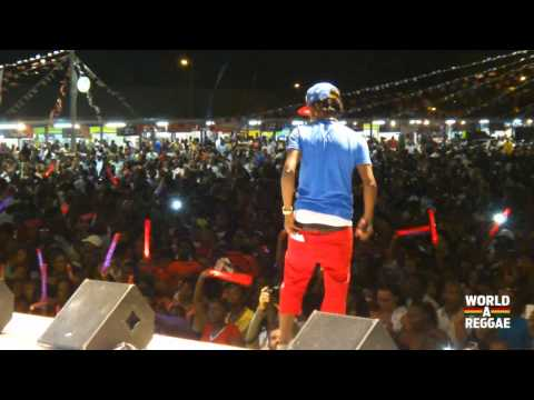 Popcaan Live + Interview At Sxm Carnaval 2012 - St. Maarten Sxm video