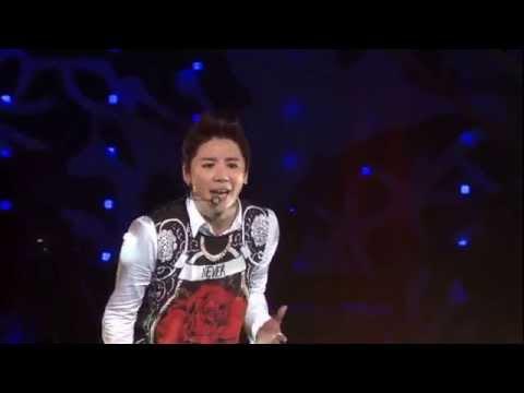 """Download DVD Cut XIA JUNSU - 16.INCREDIBLE dance ver. """"2013 Xia Ballad & al Concert Vol.2"""" Mp4 baru"""