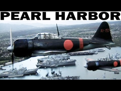 December 7th | Japanese Attack on Pearl Harbor | 1941 | US Navy Documentary