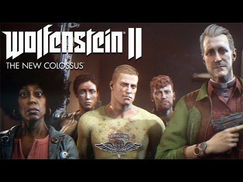 ФИНАЛЬНЫЙ ТРЭШ ► Wolfenstein II: The New Colossus #9
