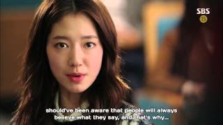 Pinocchio - the best scene, episode 10, mother&daughter, eng sub