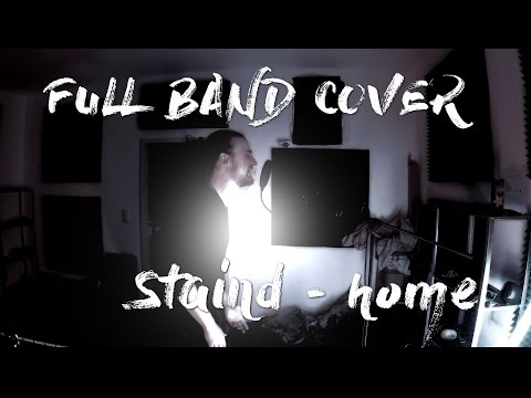 Staind - Home [FULL BAND COVER] by Niverlare & Caynug (Vocals + Instrumental | Download)