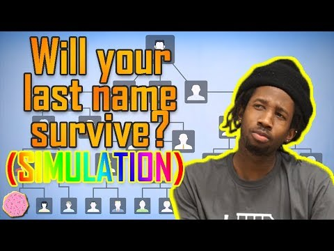 🖥️ Will Your Last Name Survive?
