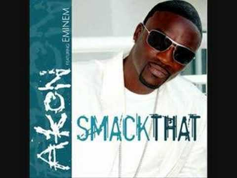 Akon ft. Eminem- Smack That Instrumental
