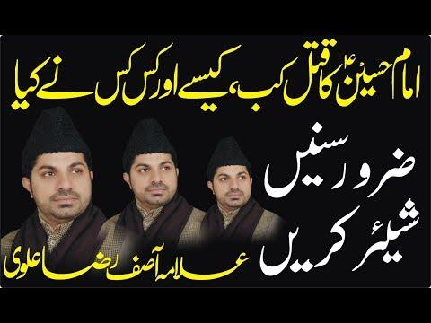 Allama Asif Raza Alvi 8 Safar 2019 Jagowala Pattoki (www.Baabeaza.com)