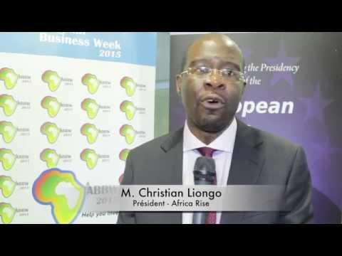 Africa Belgium Business Week 2015 - Conférence de presse
