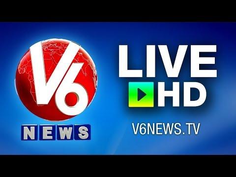 V6 Telugu Live News Channel | Telangana Elections 2018 Live | V6 Live TV