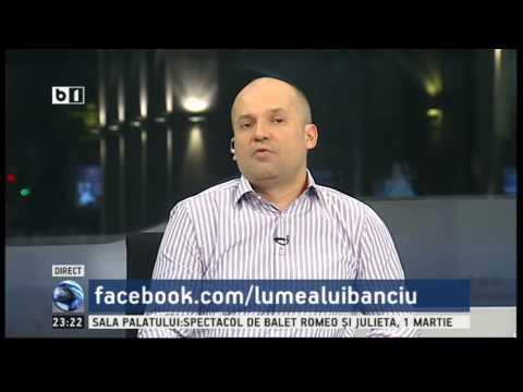Lumea lui Banciu - 20 februarie 2015 - emisiune completă