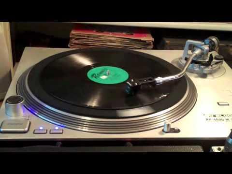 Corry Brokken - Rio De Janeiro (Ronnex 78 rpm / 1956 ) Op Reloop draaitafel