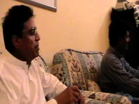 Harchand sahara hai tere pyar ka dil ko - By Aftab Ahmed Khan...