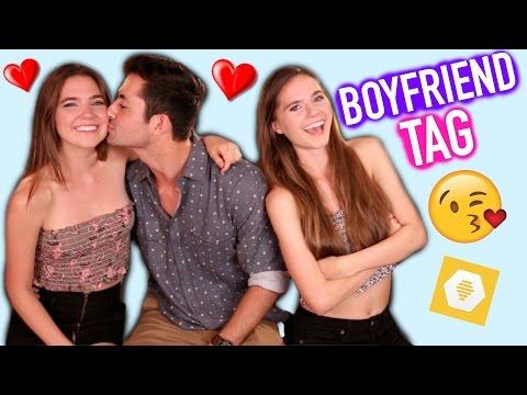 BOYFRIEND TAG - How We Met