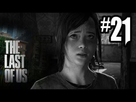 The Last of Us Gameplay Walkthrough – Part 21 – STEALTH BOW WARRIOR!! (PS3 Gameplay HD)