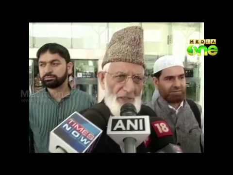 Hurriyat leader Geelani meets Pakistan High Commissioner