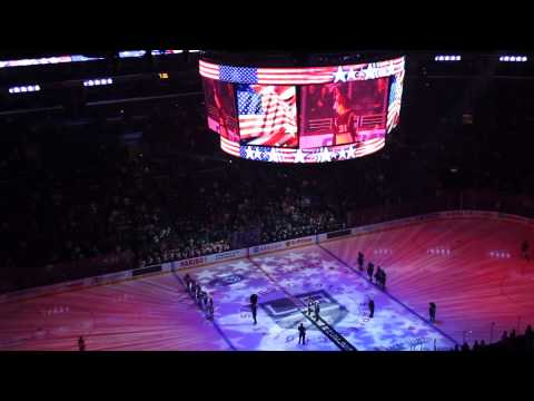 National Anthem by Pia Toscano -