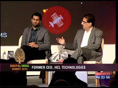 Digital India Summit 2015 - Part 1