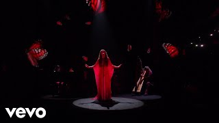 Download lagu Olivia Rodrigo - drivers license (Live From The BRIT Awards 2021)