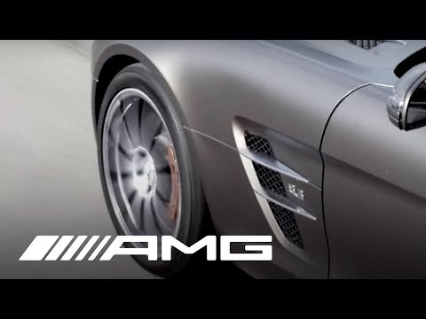 The New SLS AMG Roadster