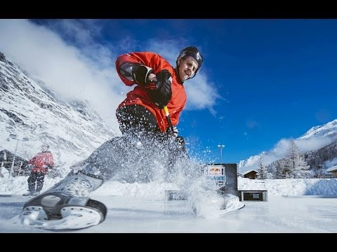 Revenge on the ice - Red Bull Open Ice 2014