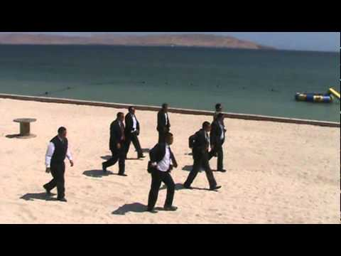 guardaespaldas en accion ....DANMER PERU