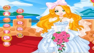 Dress Our Beautiful Bride Up - Wedding Dresses - Bride Games For Girls