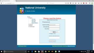 NU Result 2017 (Degree) Result without roll numbers